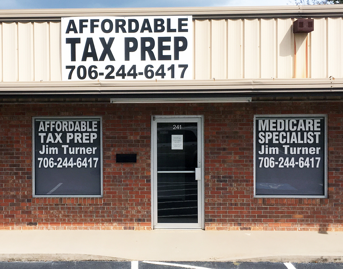 Affordable Tax Office - Toccoa, Georgia