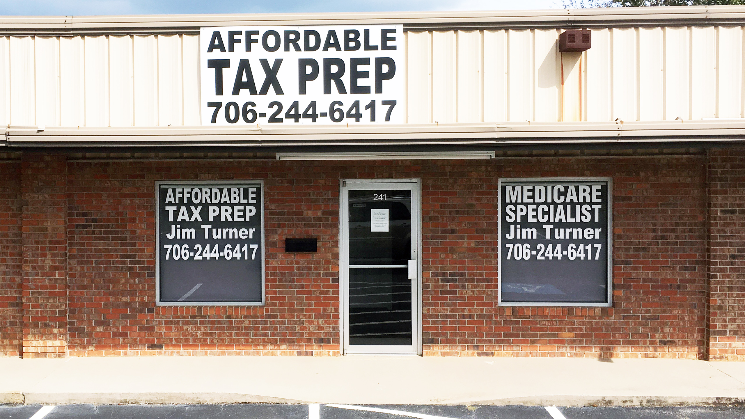 Affordable Tax Office in Toccoa, Georgia